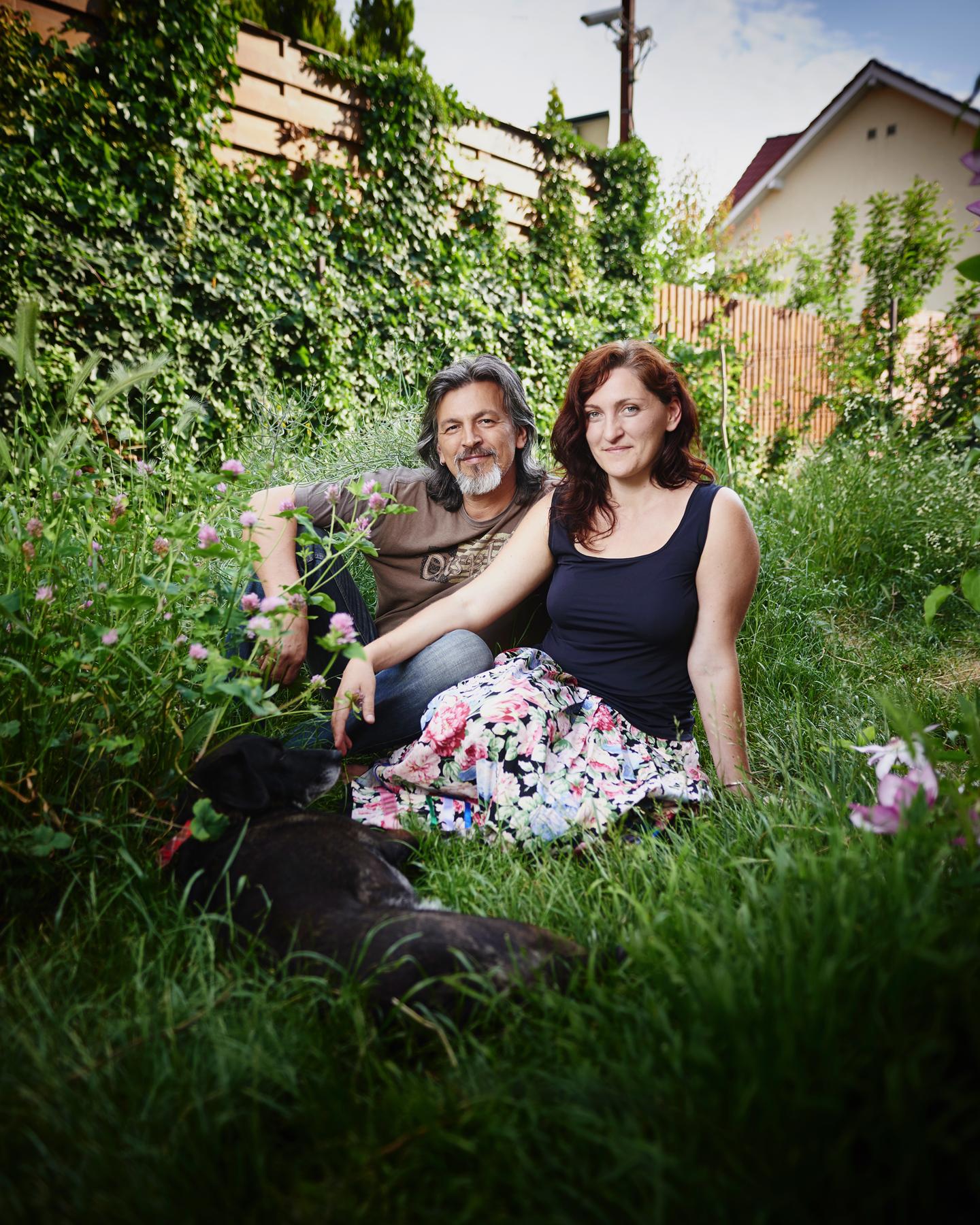 Ro activ, Adela & Dan, Casa de cultura permanent, ©Nicolas Friess