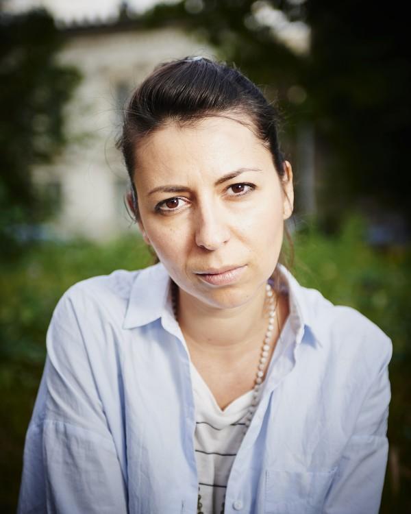 Alina Dumitriu