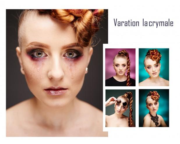 variation lacrimale